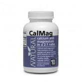 Calmag - Calcium + magnesium (2: 1) - 60 capsules