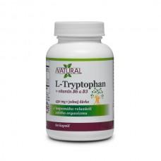 L-Tryptophan + B3 + B6 - 225 mg - 60 capsules