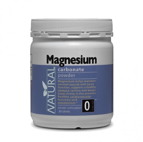 Magnesium 84g, powder