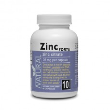 Zinc citrate - 25 mg - 60 capsules