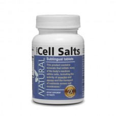 Cell salts - 250 sublingual tablets