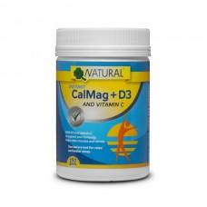 CalMag - calcium + magnesium + C + D3 - powder - 150 g