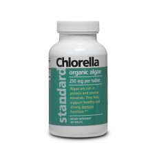 Chlorella organic - 250 mg - 300 tablets