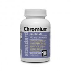 Chromium 200 mcg - 100 kaps.