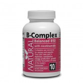 Vitamin B - complex - 50 mg - 100 capsules