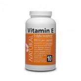Vitamin E 400 IU natural - 400 capsules