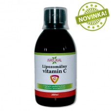 Liposomal liquid vitamin C - 250 ml