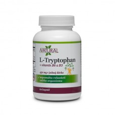 L-tryptophan - 225 mg -60 capsules