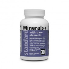 Minerals and trace elements - Chelates - 100 tablets