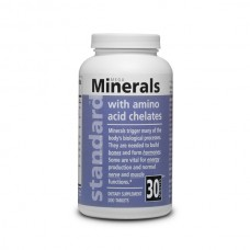 Multiminerals - Chelates - 300 tablets