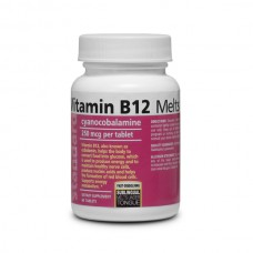Vitamin B12 - Cyanocobalamin - 250 mcg - 60 tablets