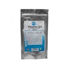 FIT: Vitamin D3 - Cholecalciferol - 2000 IU - 500 capsules