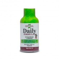 Multivitamin - Daily Formula with Niacin + Strips - 60ml