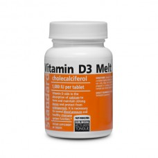 Vitamin D3 - 1000 IU - 60 tablets
