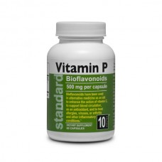 Vitamin P - bioflavonoids - 500 mg - 60 capsules