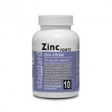 Zinc Forte 25 mg - 60 caps.